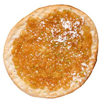 a photo of Apple Cinnamon flatbread